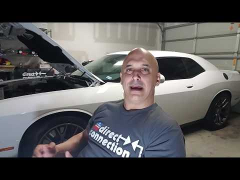 Challenger clutch restrictor mod explained.