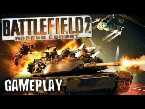 Battlefield 2 Modern Combat Gameplay Ps2 Campaign Youtube