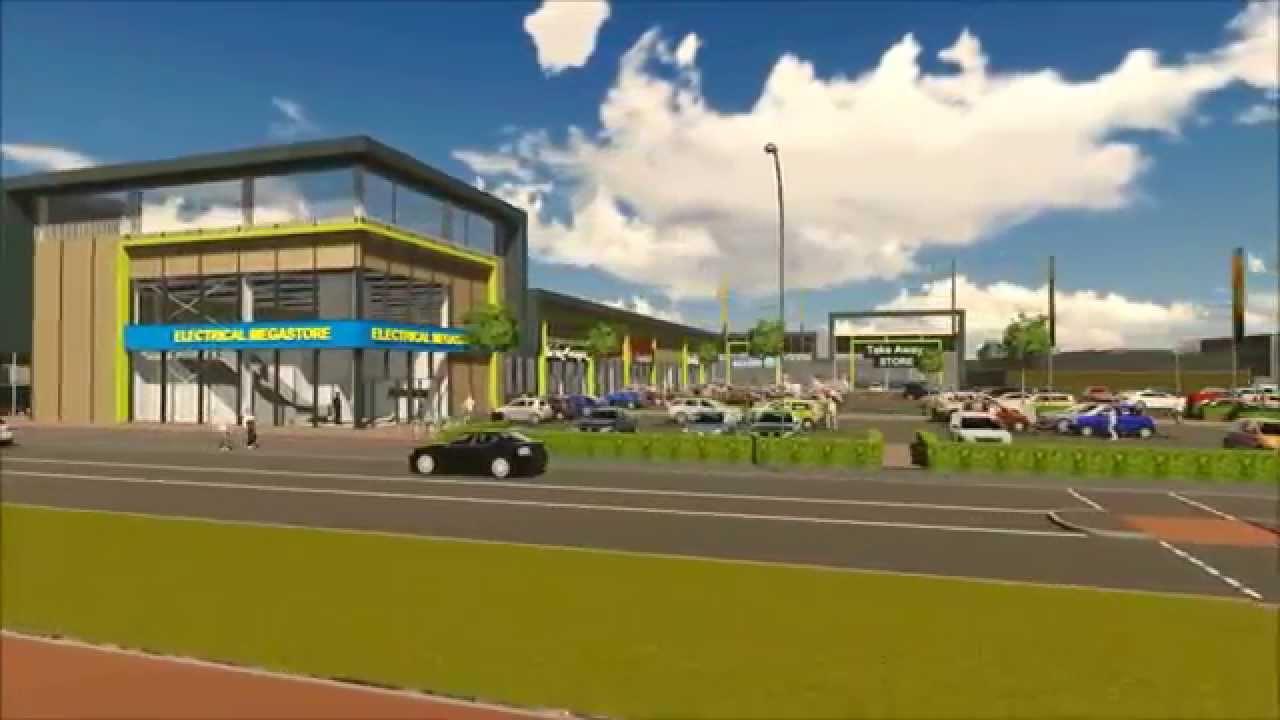Retailpark den bosch huur untis bossche woonboulevard youtube