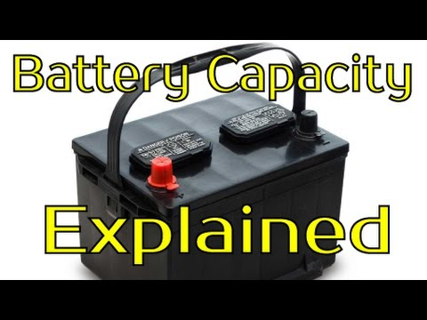 Battery Capacity Explained You