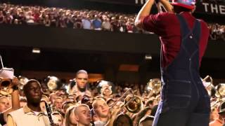 College Football's Most Epic Tradition  Texas A M's Midnight Yell   Bleacher Report