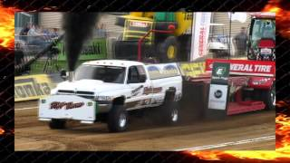2015 Badger State Tractors Pullers 3.0 4x4 Diesel Truck Points Champ Jared Ripp Farmers Nightmare