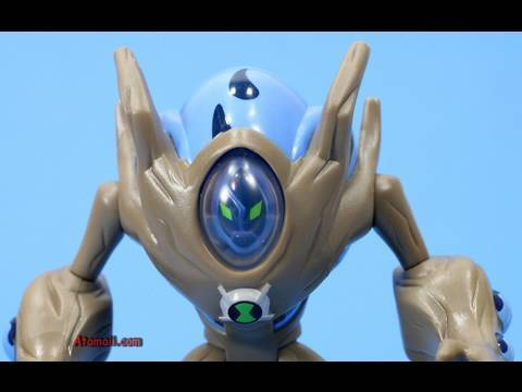 Ben 10 Toys: Ultimate Swampfire Action Figure Review Unboxing