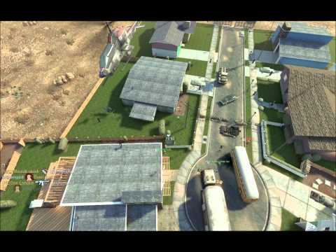 Black Ops: Crazy team kill with strela-3