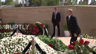 Russia: Celebrate Putin's 64th birthday with his best moments of 2015-2016