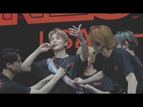 NCT 127 TAKES NEW JERSEY : 1ST WORLD TOUR _NCT 127 TO THE WORLD