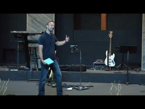 September 3rd 2017, Pastor Chuck Ammons
