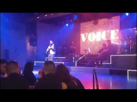 Αποστόλης Δημονίτσας 05–01-2018 VOICE LIVE ATHENS