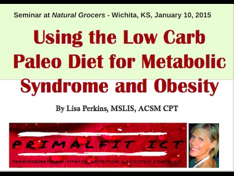 Using a Low Carb Paleo Diet to Prevent and Reverse Metabolic Syndrome