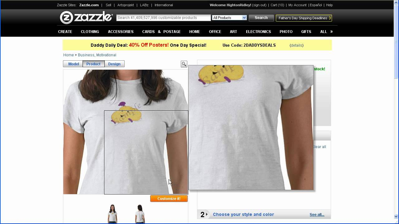 Zazzle t shirt design template - Zazzle Template Refresher Tutorial