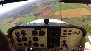 Atterrissage forcé : choisir un terrain
