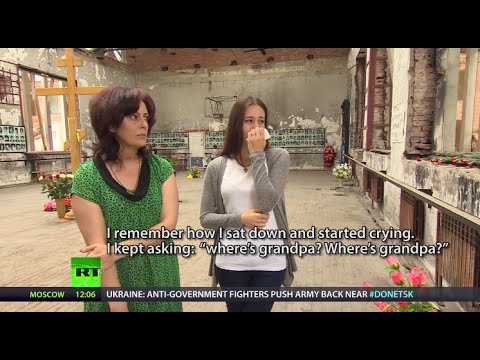 Scarred for Life: Mother & daughter who survived Beslan terror