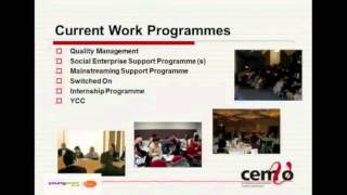 Young, Confident and Connected - What is CEMVO?