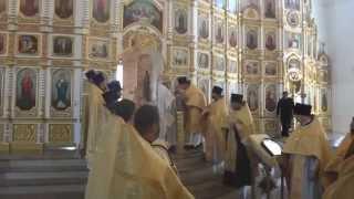 Рождество святителя Николая Чудотворца. Черкесск 2015 (1)