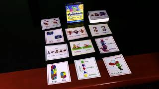 Verbal Flash Cards
