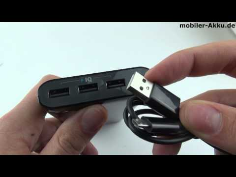 Anker Astro E7 25600 mAh - Test / Review / Unboxing