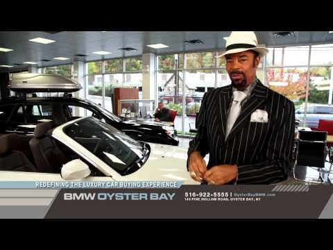 """BMW of Oyster Bay - Walt """"Clyde"""" Frazier, Redefining the Luxury Car Buying Experience"""