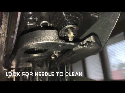 Keurig 2.0 - How To Perform Needle Maintenance (Sorry, brew interrupted)