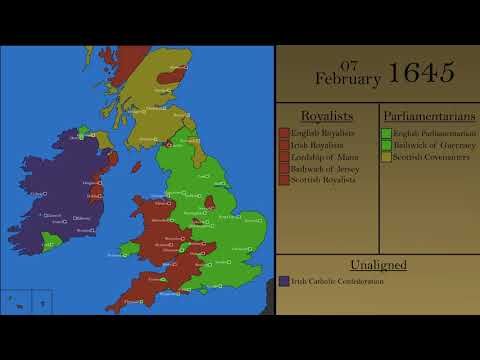 The English Civil War: Every Day