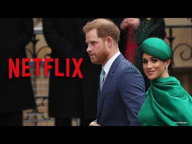 Shocking comments from a UK Politician: Meghan Markle and Prince Harry's Netflix deal