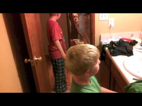 8 Year Old Saves Brothers Life!