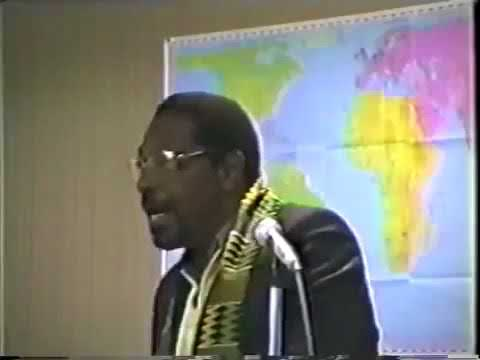 Dr. Amos Wilson - Money And Global Power