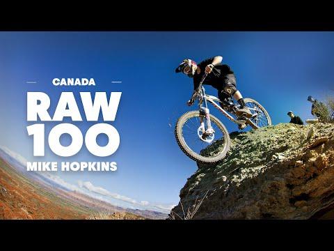 Mountain Biking an Enduro Playground in British Columbia | Raw 100