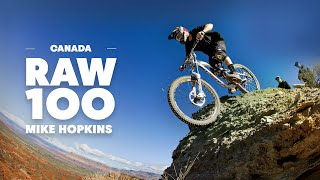 Mountain Biking an Enduro Playground in British Columbia | Raw 100