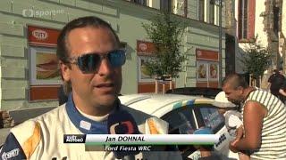 Reportáž ČT Sport - XXXIX. INVELT Rally Pačejov 2018