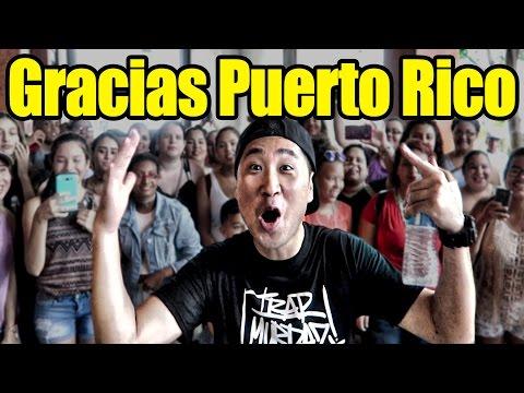 Gracias Puerto Rico