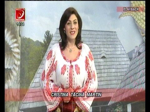 CRISTINA TACINA MARTIN - FATA MAMI MANDRA FLOARE - Video 0219 1448CH 141