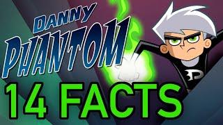 14 Phan-tastic Facts About Danny Phantom! | Butch Hartman