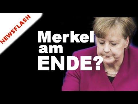 Merkel am Ende ? Übersteht sie das ? - Asyl Enthüllung