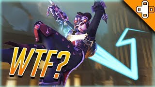 IS THAT WIDOWTRACER?! Overwatch Funny & Epic Moments 364