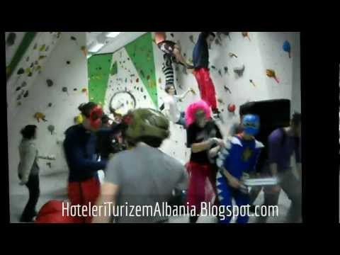 "Rock Tirana Climbing Gym ... Adrenaline-sport-Party ""Harlem Shake"" 28/02/2013"