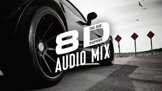 Best 8D Audio DJ Mix | BASS BOOSTED 8D AUDIO | CAR MUSIC 8D TUNES