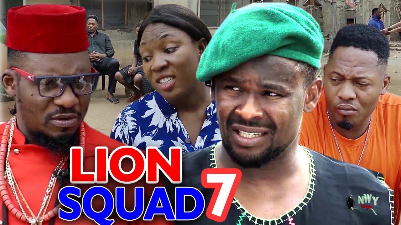 Download LION SQUAD SEASON 7 - (Zubby Micheal New Movie) 2019 Latest Nigerian Nigerian Nollywood Movie