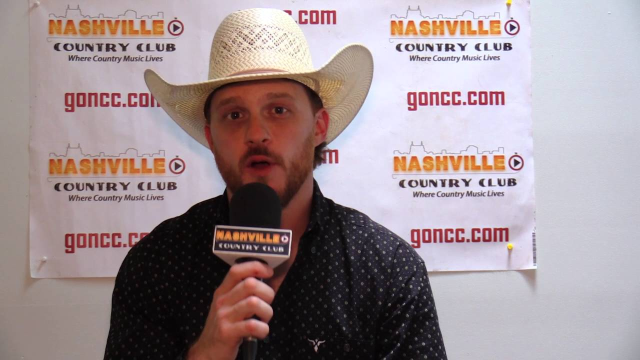 Cody Johnson Interview Cody Johnson interview in Nashville