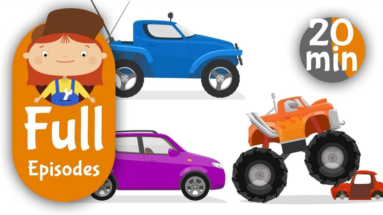 Kids Channel Car Repair