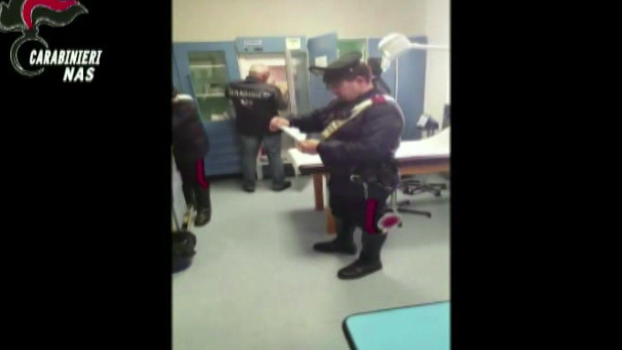 Livorno, infermiera in manette accusata di 13 omicidi volontari