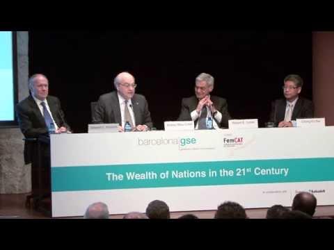 Chong-En Bai, Robert Lucas, and Edward Prescott (Roundtable Highlights)
