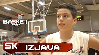 BASKET 4 KIDS   Petar Raguz KK Čapljina   Basket4Kids Trebinje