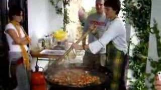 Paella A La Masia De La Maria (palamos)