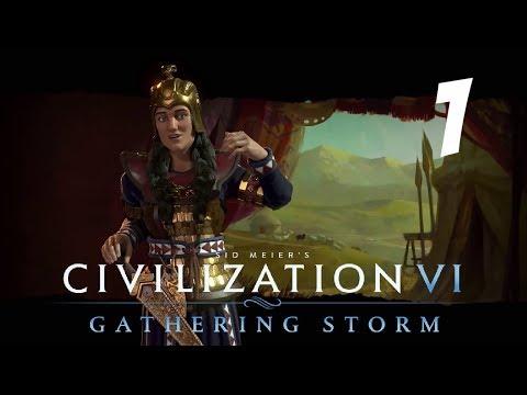 Civilization 6 - Divinité | Scythie | Ep 1 : Nouvelle Aventure | Memoria FR