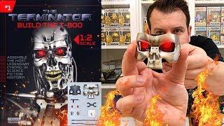 Build The Terminator T - 800 Endoskeleton By Hachette Partworks LTD - Issue 1