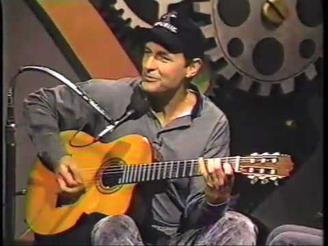 Terry O' Quinn plays guitar on Mtv