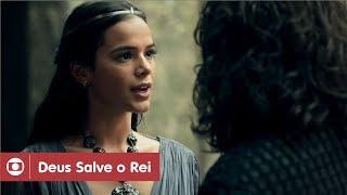 Deus Salve O Rei: capítulo 06 da novela, segunda, 15 de janeiro, na Globo