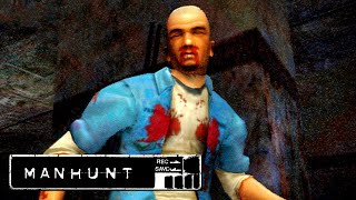 Manhunt - Gameplay Walkthrough - Scene #1: Born Again