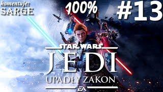 Zagrajmy w Star Wars Jedi: Upadły Zakon PL (100%) odc. 13 - Droid strażniczy BOSS