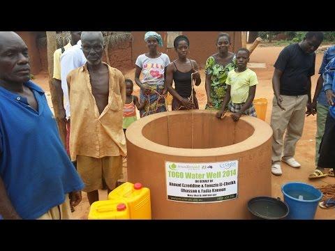 Togo Water Wells - WWTOGO-004 | Muslim Aid Australia